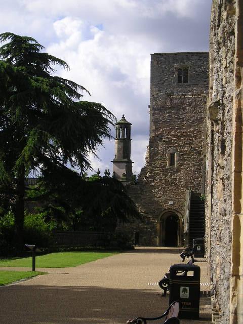 Ruins from Newark Castle -- Newark, England