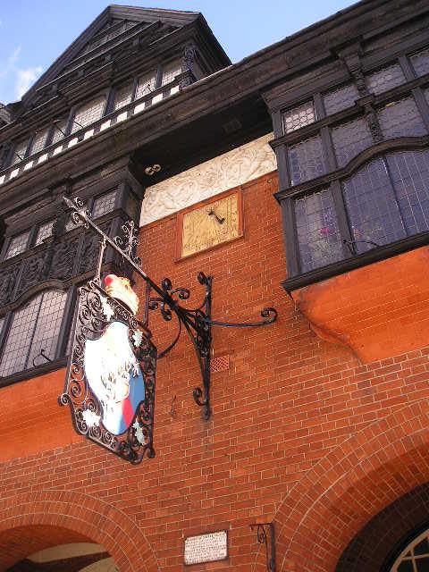 Oldest building in Newark -- Newark, England