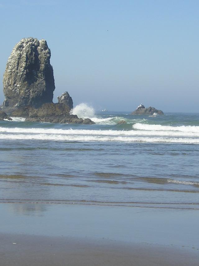 Cannon Beach -- Oregon