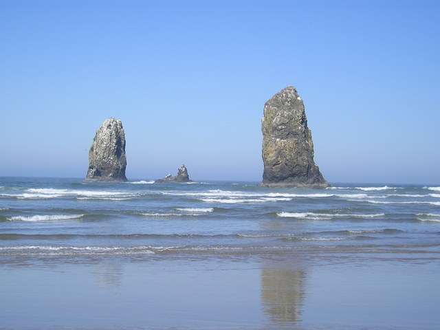 Cannon Beach -- Oregon