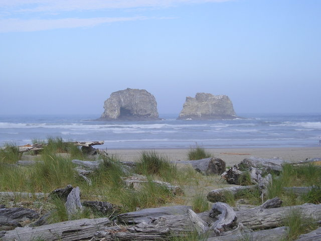 Rockaway Beach -- Oregon