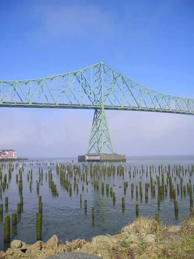 Megler Bridge  -- Astoria, Oregon