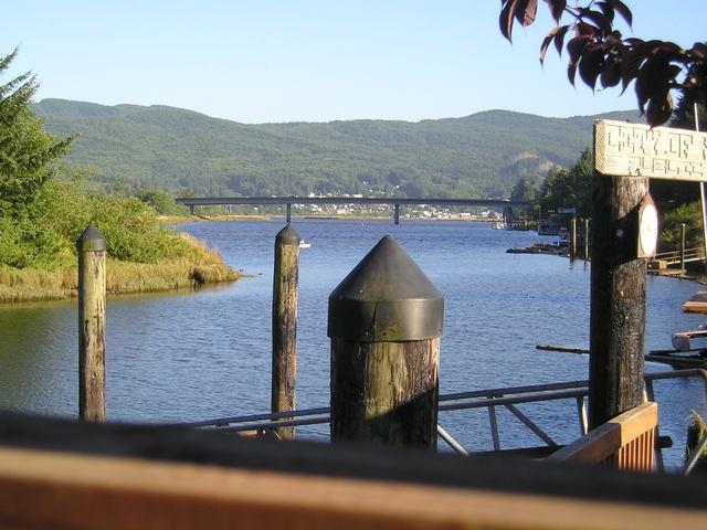 Nehalem Bay -- Oregon