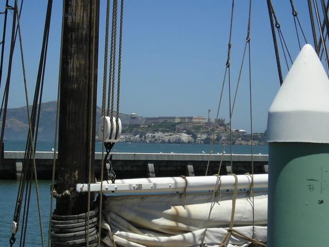 Alcatraz -- San Francisco, California