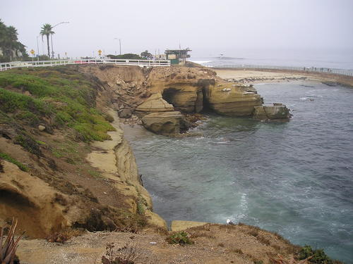 Pacific Ocean -- La Jolla, California