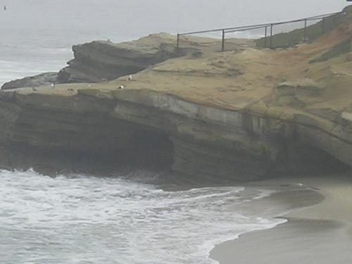 Pacific Ocean -- La Jolla, California