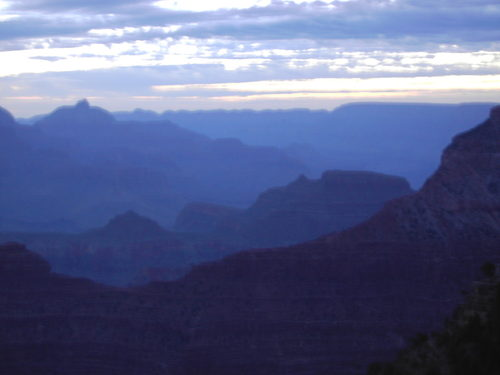 Grand Canyon -- Arizona