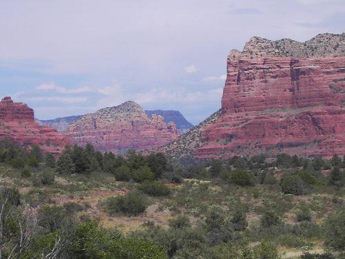 Red Rocks -- Sedona, Arizona