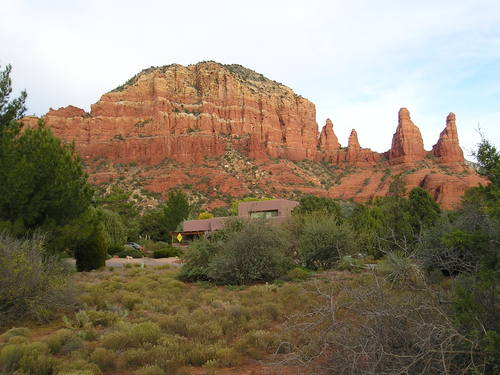Red Rocks -- Sedona, Arizona